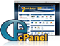 administration cpanel